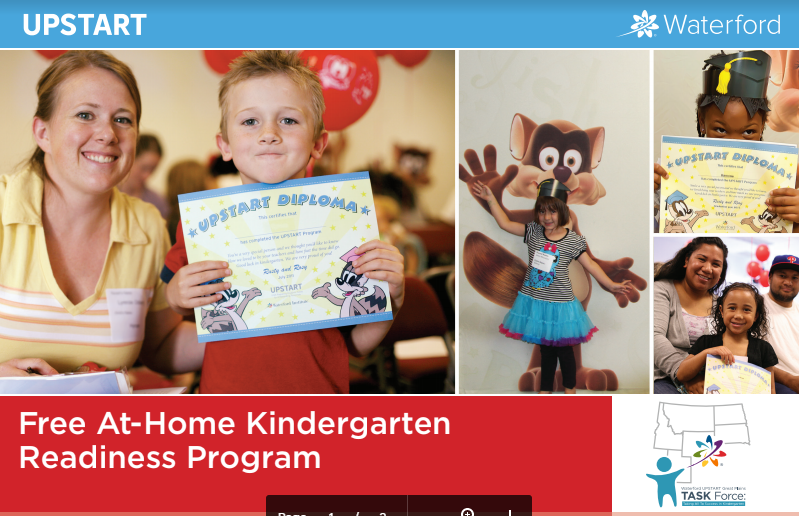 No Cost Kindergarten Readiness Program